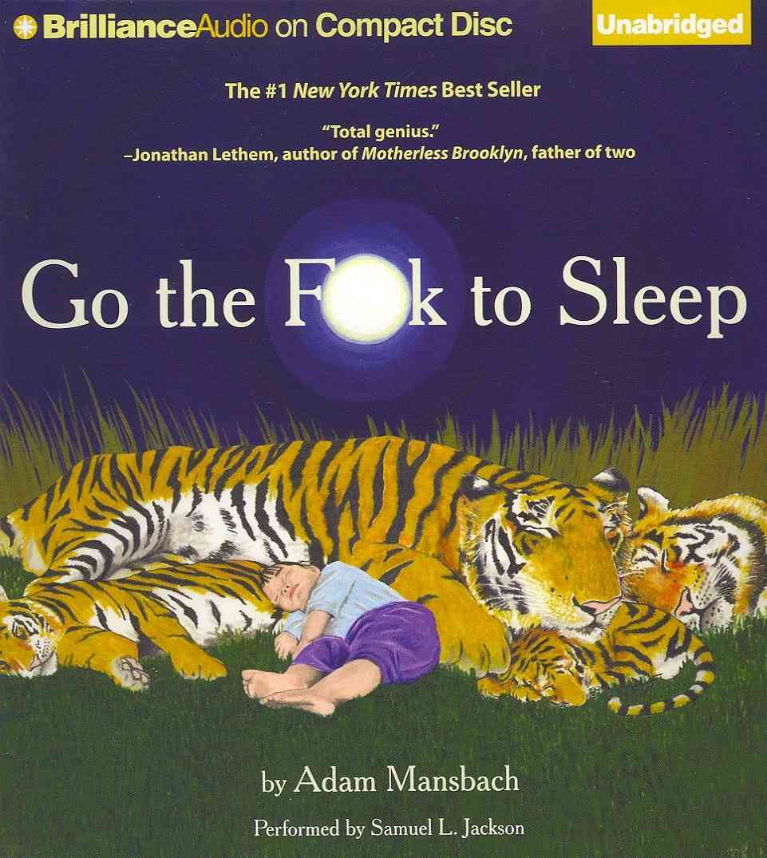 Go the F**k to Sleep (CD-Audio)