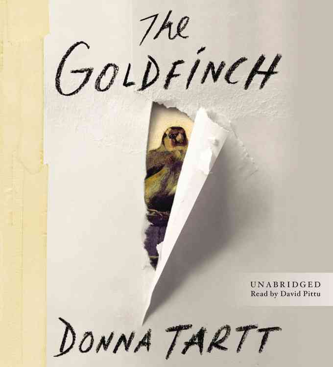 The Goldfinch Donna Tart First Edition 1st Printing Hardcover SIGNED 2013