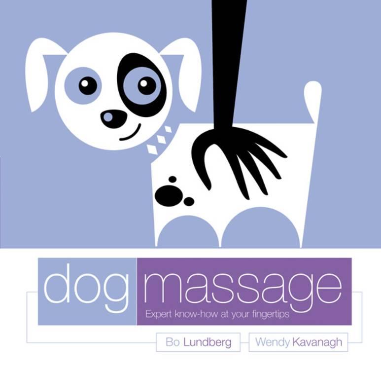 dog massage book