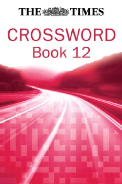 The Times Crossword Book 12 (Paperback)