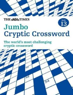 The Times Jumbo Cryptic Crossword Book 13 (Paperback)