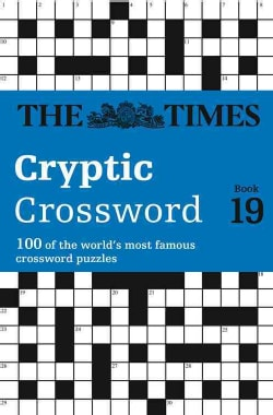 The Times Cryptic Crossword 19 (Paperback)