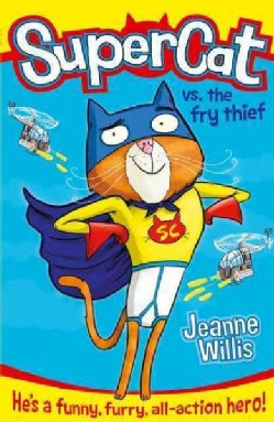 SuperCat vs. the Fry Thief (Paperback)