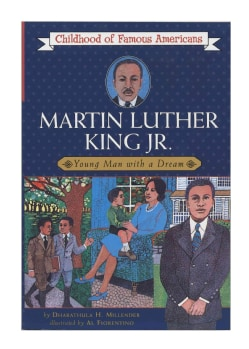 Martin Luther King, Jr.: Young Man With a Dream (Paperback)