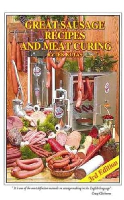 Great Sausage Recipes and Meat Curing (Hardcover)