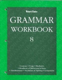 Grammar Workbook 8 (Paperback)