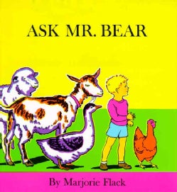 Ask Mr. Bear (Hardcover)