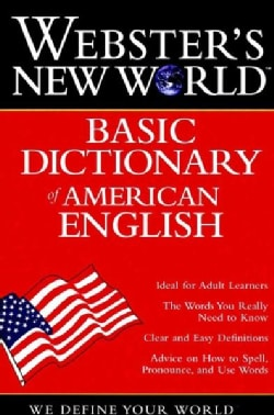 Dic Webster's New World Basic Dictionary of American English (Paperback)
