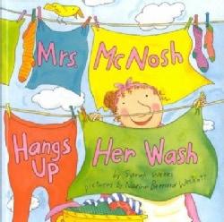 Mrs. McNosh Hangs Up Her Wash (Paperback)