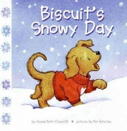 Biscuit's Snowy Day (Board book)