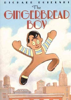 The Gingerbread Boy (Hardcover)