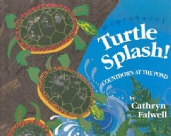 Turtle Splash: Countdown at the Pond (Hardcover)