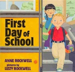 First Day of School (Paperback)