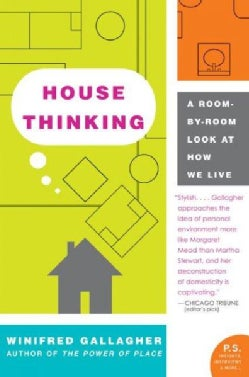 House Thinking: A Room-by-Room Look at How We Live (Paperback)