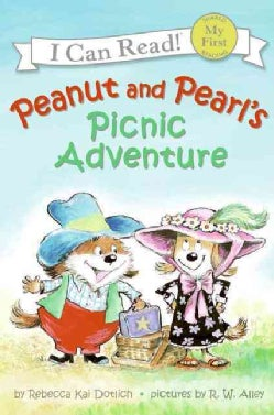 Peanut and Pearl's Picnic Adventure (Paperback)