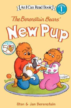 The Berenstain Bears' New Pup (Paperback)