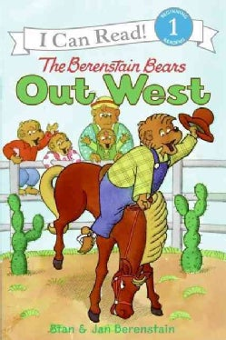The Berenstain Bears Out West (Paperback)