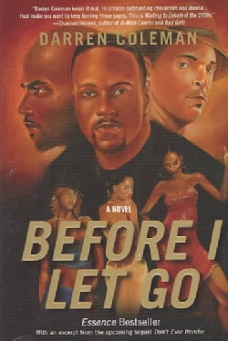 Before I Let Go (Paperback)
