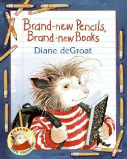 Brand-new Pencils, Brand-new Books (Paperback)
