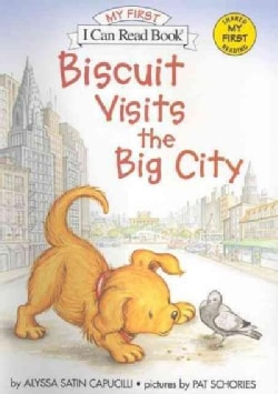 Biscuit Visits the Big City (Hardcover)