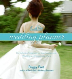 Emily Post's Wedding Planner (Hardcover)