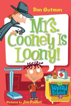 Mrs. Cooney Is Loony! (Paperback)