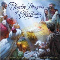 The Twelve Prayers of Christmas (Hardcover)