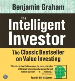 The Intelligent Investor: The Classic Bestseller on Value Investing (CD-Audio)