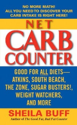 Net Carb Counter (Paperback)