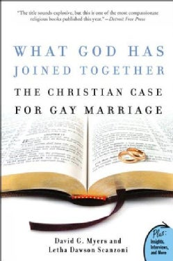 What God Has Joined Together: The Christian Case for Gay Marriage (Paperback)