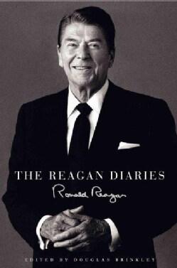 The Reagan Diaries (Hardcover)