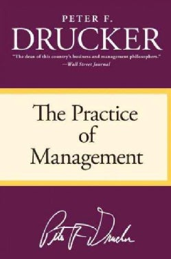 The Practice of Management (Paperback)