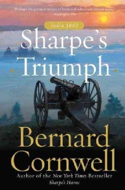 Sharpe's Triumph: The Battle of Assaye, September 1803 (Paperback)