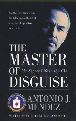The Master of Disguise: My Secret Life in the CIA (Paperback)
