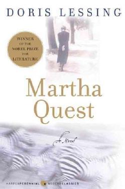 Martha Quest (Paperback)