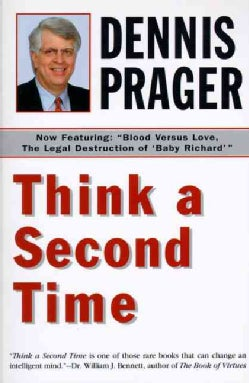 Think a Second Time (Paperback)