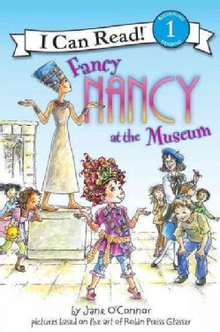 Fancy Nancy at the Museum (Paperback)