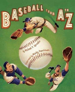 Baseball from a to Z (Hardcover)