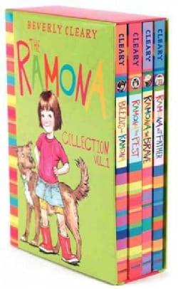 The Ramona Collection: Beezus and Ramona, Ramona and Her Father, Ramona the Brave, Ramona the Pest (Paperback)