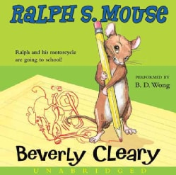 Ralph S. Mouse (CD-Audio)