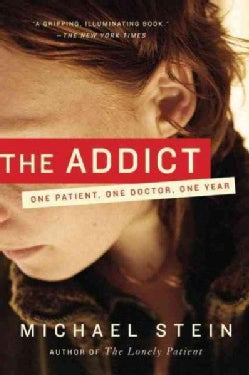 The Addict: One Patient, One Doctor, One Year (Paperback)