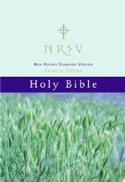 Holy Bible: New Revised Standard Version, Catholic Edition (Hardcover)