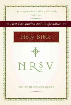 Holy Bible: New Revised Standard Version, Burgundy, Catholic Edition (Paperback)