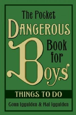 The Pocket Dangerous Book for Boys: Things to Do (Hardcover)