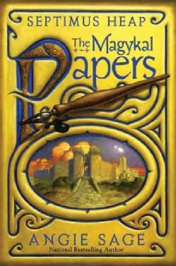 Septimus Heap: The Magykal Papers (Hardcover)