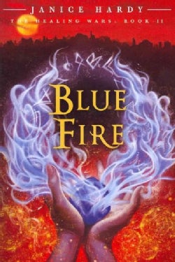 Blue Fire (Paperback)