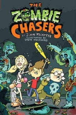 The Zombie Chasers (Paperback)