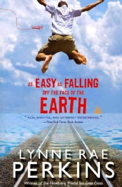 As Easy As Falling Off the Face of the Earth (Paperback)