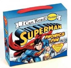 Superman Phonics Fun (Paperback)