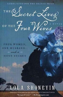 The Secret Lives of the Four Wives (Paperback)